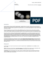 Rgb Planetary Imaging With a Monochrome Camera