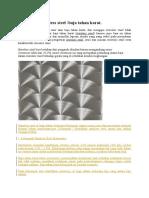 Pengertian Stainless Steel