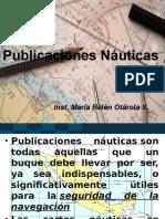 Publicaciones-Náuticas