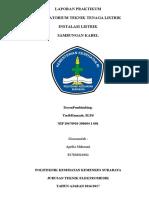 laporan sambungan kabel