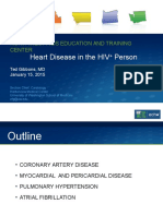 Heart Disease in the Hiv Person