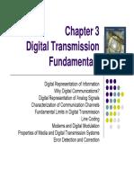 Chapter 3_digital Transmission Fundamentals