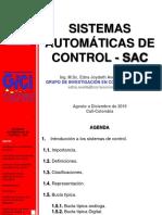 1. Sistemas Automaticos de control
