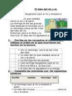 El Lobo Del Rio y La Hormiga Letura (6)