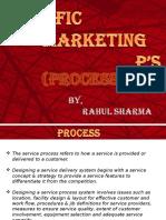 Specific P's (Process)