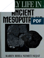Daily Life in Ancient Mesopotamia (Ancient History eBook)