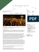 O Culto e Os Seus Princípios