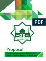 Proposal Pengadaan Seragam Remaja Masjid