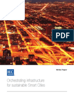 Orchestrating Infrastructure for Sustainable Smart Cities