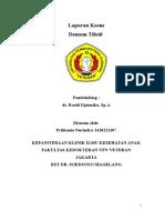 Laporan Kasus Tifoid Print