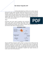 Cara Membuat Filter Kolam Tong Biru DIY