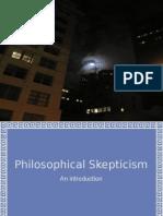 Philosophical Skepticism (1)