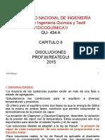 Cap II Disoluciones