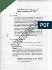 Proposed Counter Terrorism Act of Sri Lanka