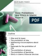 02 Basic Prohibitions and Ethics