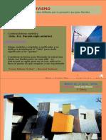 Tendencias Actuales de La Arquitectura-B