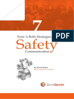 7 Strategies for Safety Comm