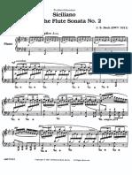 Kempff - 10 Bach Transcriptions-6-7