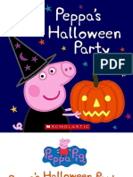 Peppa 39 s Halloween Party