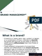 1. Brands & BM