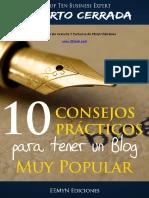 Booklet 1602 10ConsejosBlogPopular
