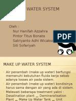 Make Up Water Pump P&ID ppt