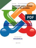 Tutorial Para Clonar Componentes de Joomla
