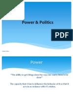 13 - Power Politics