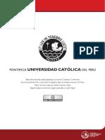 tesis diseño pucp