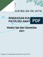 Tentir PA Dari Pengantar Kuliah - Sel Gentika - FSI Ibnu Sina 2011