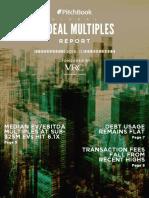 PitchBook Global 2016 PE Deal Multiples Report II