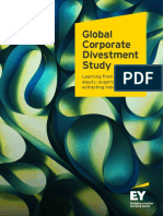 EY Global Corporate Divestment Study 2016