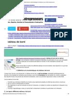Le tableau de bord, outil de piblotage de l'entreprise _ Le coin des entrepreneurs.pdf