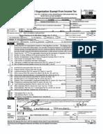 2008-2009 IRS Form 990