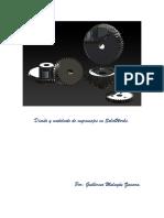 Disec3b1o de Engranes en Solidworks