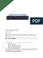 Vertex Standard VXR