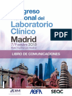 Libro LabClin2015 Madrid