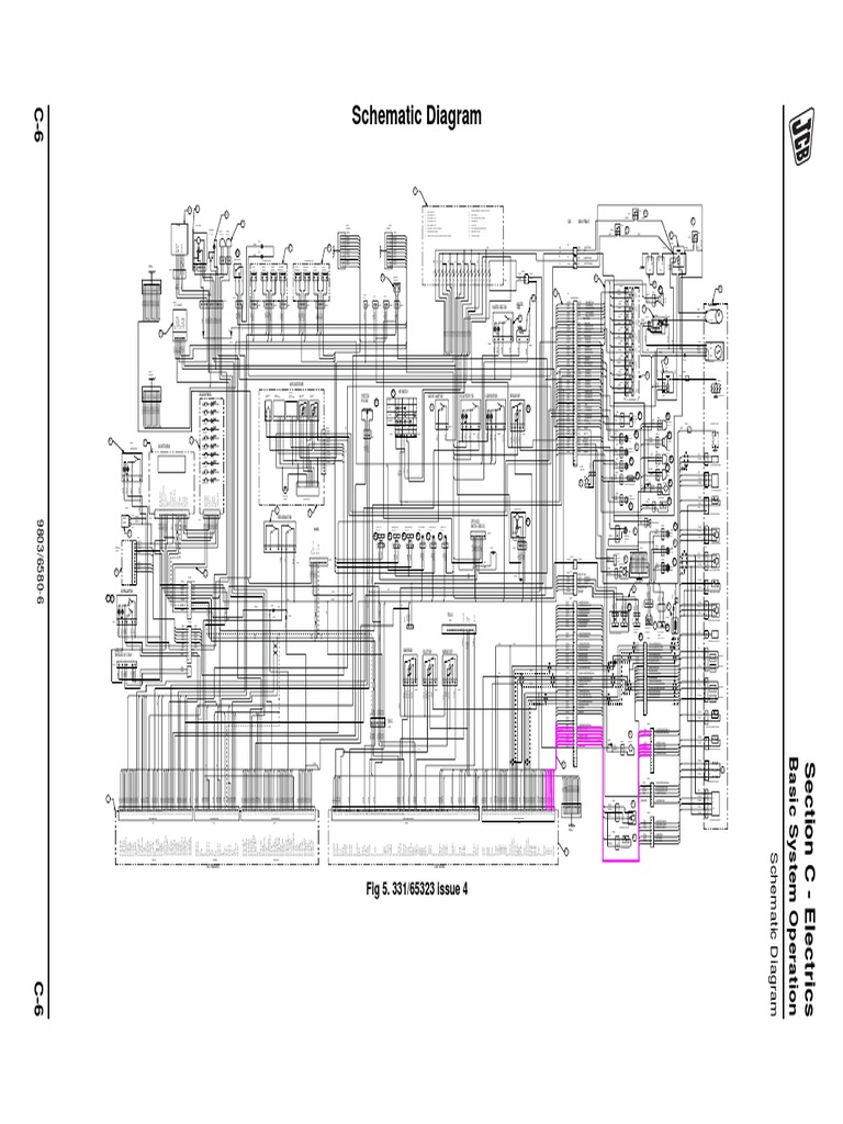 jcb backhoe wiring diagram wiring diagram specialties