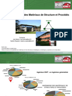 Option Matériaux de Structure Et Procédés