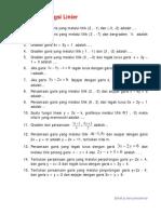BAB 05 Projek Fungsi Linear 2014