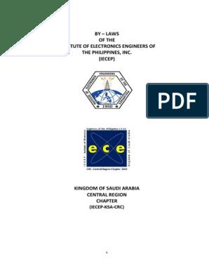Iecep Ksa Crc by Laws   Board Of Directors   Committee