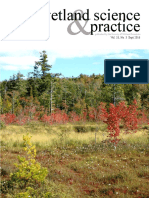 Wetland science & practice, Vol.33, No. 3, September 2016
