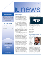 SIL News, Vol.66, June 2015