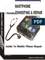 Smartphone Troubleshooting & Repair