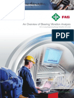 FAG - An Overview of Bearing Vibration Analysis