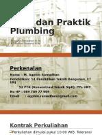 Pertemuan 1_Teori Dan Praktik Plumbing