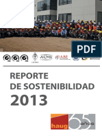 Report e 2013