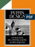 Puffin Design - Un'agenzia di comunicazione di tipo (n)uovo