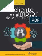 El cliente es el motor de la empresa