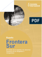 España Frontera Sur